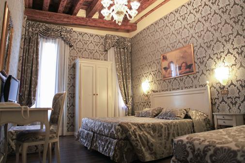 Hotel Bridge - Venetsia - Makuuhuone