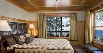 Tamarack Lodge and Resort - Mammoth Lakes - Bedroom