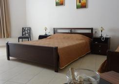 Avra Beach Hotel - Лефкада - Спальня