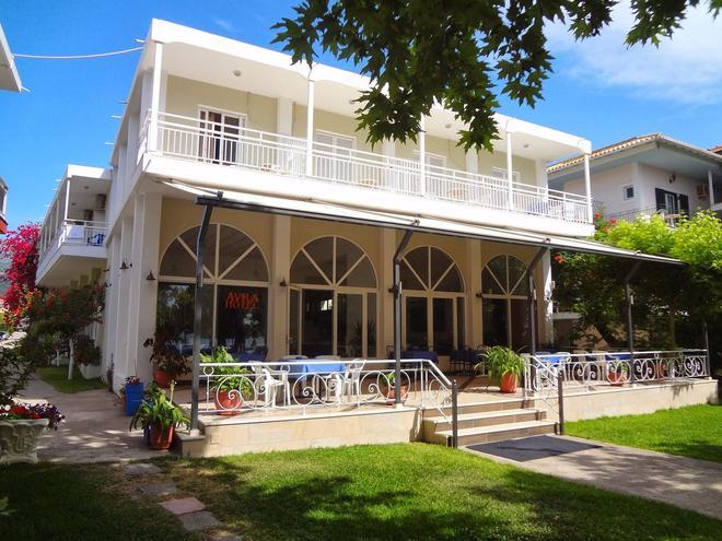 Avra Beach Hotel - Лефкада - Здание