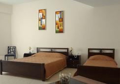 Avra Beach Hotel - Lefkáda - Bedroom