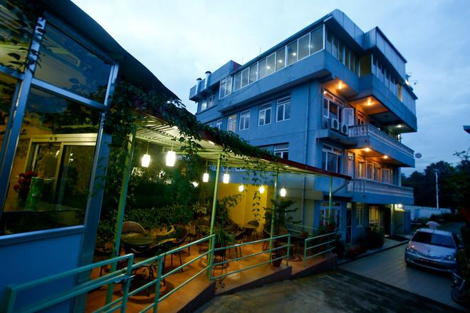 Hotel Nandini - Kathmandu - Rakennus