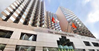 The Kimberley Hotel - Hong Kong - בניין