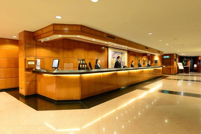 The Kimberley Hotel - Hongkong - Vastaanotto
