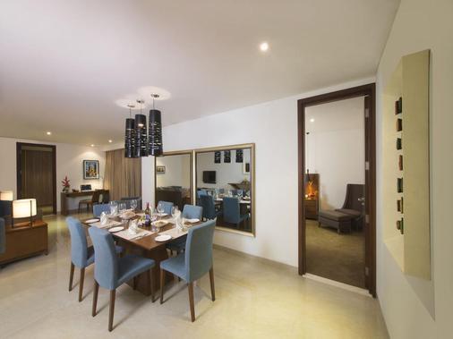 Oakwood Residence Prestige Whitefield Bangalore - Bengaluru - Dining room