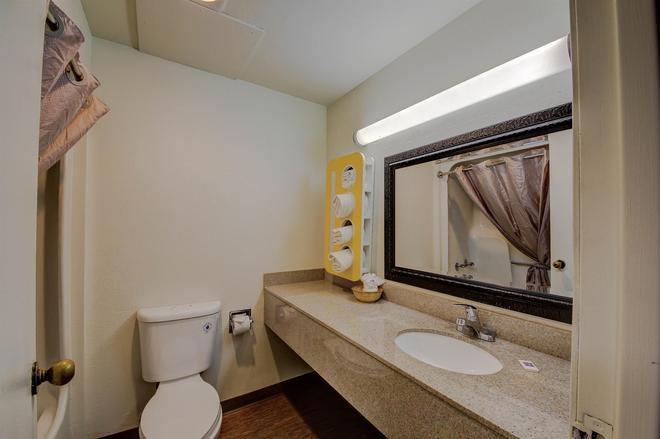 Motel 6 San Antonio Medical Center South - San Antonio - Kylpyhuone