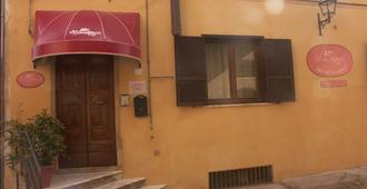 B&B Relais nel Borgo - Manciano - Θέα στην ύπαιθρο