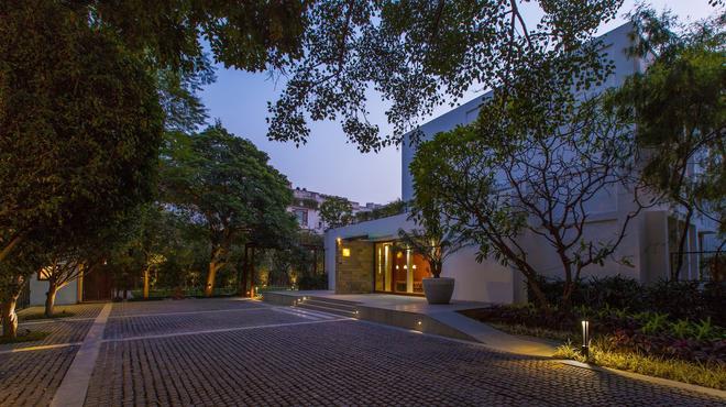 The Manor - Nueva Delhi - Vista del exterior