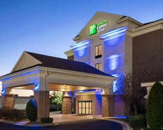 Holiday Inn Express Hotel & Suites Durant - Durant - Gebäude