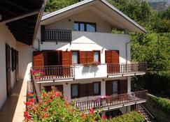 Hotel Le Verger - Saint Vincent - Rakennus