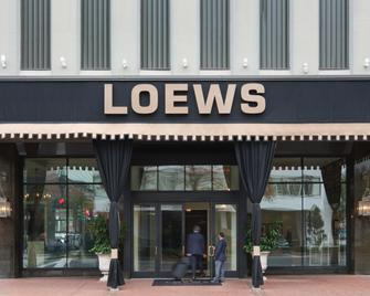 Loews New Orleans Hotel - Nova Orleães - Edifício