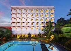 The Gateway Hotel Beach Road Calicut - Calicut - Gebouw