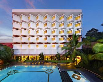 The Gateway Hotel Beach Road Calicut - Calicut - Gebouw