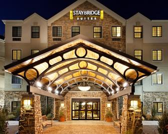 Staybridge Suites Toledo - Rossford - Perrysburg - Rossford - Budova