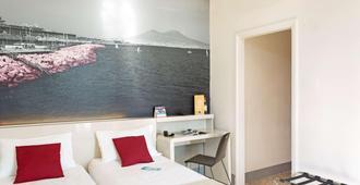 B&B Hotel Napoli - נאפולי - חדר שינה