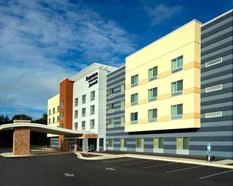Fairfield Inn and Suites by Marriott Hendersonville Flat Rock - Flat Rock - Building