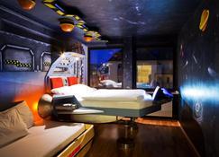 Hostel die Wohngemeinschaft - Keulen - Slaapkamer