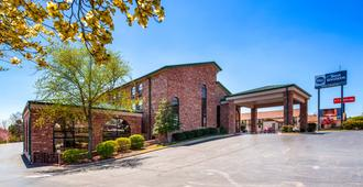Best Western Music Capital Inn - Branson - Rakennus