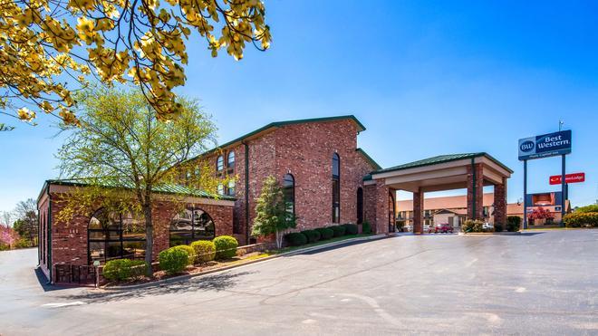 Best Western Music Capital Inn - Branson - Building
