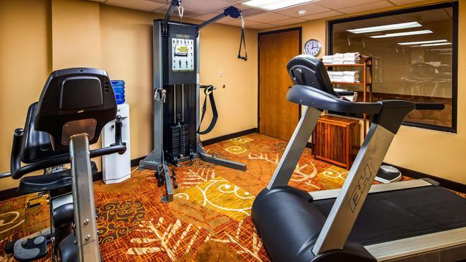 Best Western Music Capital Inn - Branson - Gym
