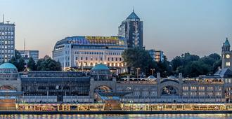 هوتل هافن هامبورج - هامبورغ - مبنى