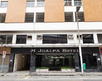 Joalpa Hotel Juiz de Fora - Жуис-ди-Фора - Здание
