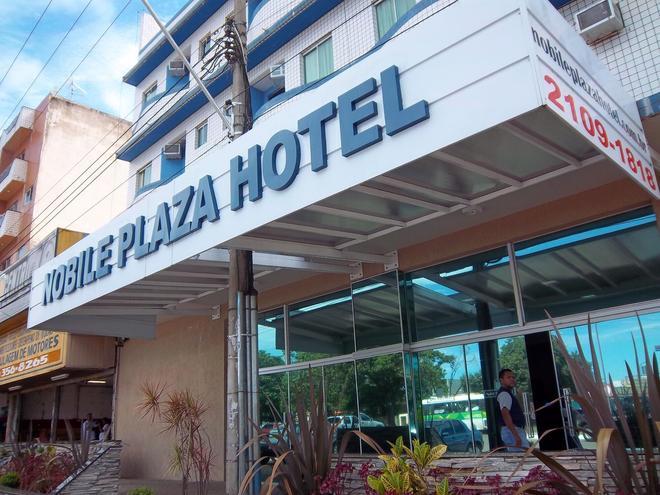 Nobile Plaza Hotel - Taguatinga - Building