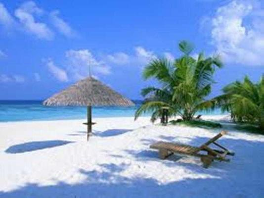 Luckyhiya Hotel - 馬累 - 海灘