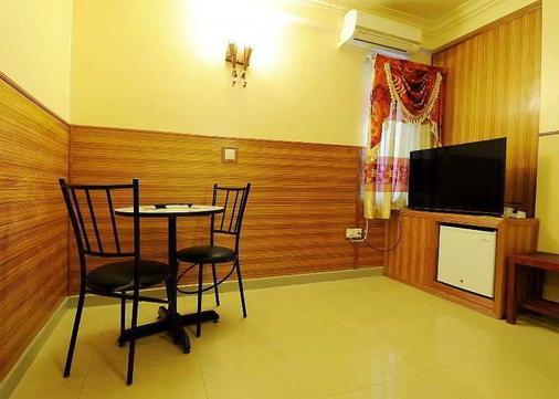 Luckyhiya Hotel - Μαλέ - Τραπεζαρία