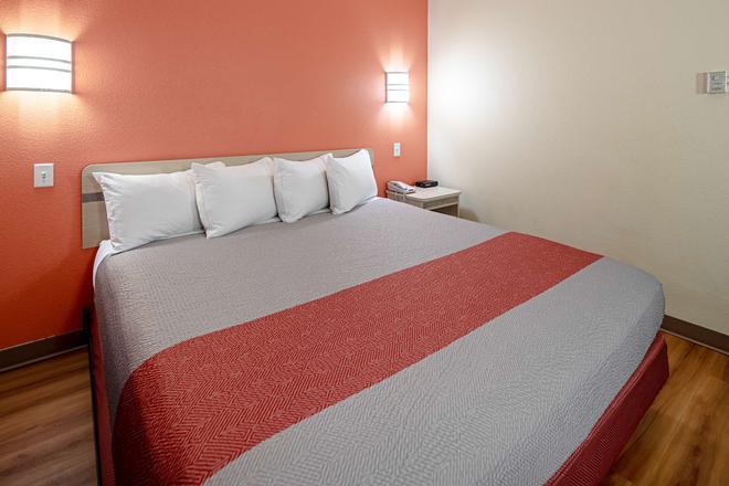 Motel 6 Anchorage - Midtown - Ανκορέιτζ - Κρεβατοκάμαρα