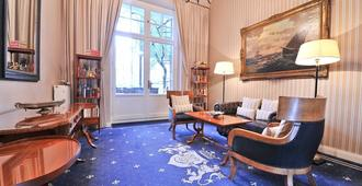 Hotel Windsor - דיסלדורף - סלון
