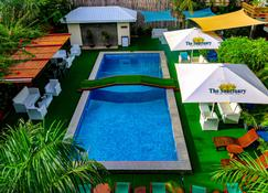 The Sanctuary Hotel Resort and Spa - Port Moresby - Zwembad