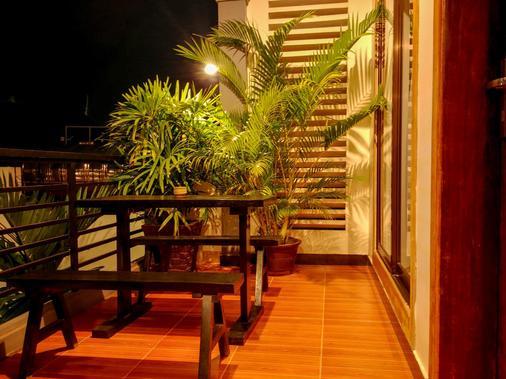 Asanak D'Angkor Boutique Hotel - Siem Reap - Μπαλκόνι
