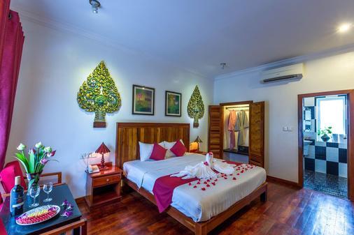 Asanak D'Angkor Boutique Hotel - Siem Reap - Κρεβατοκάμαρα