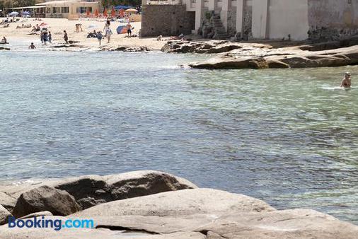 Hotel Beau Rivage - Algajola - Beach