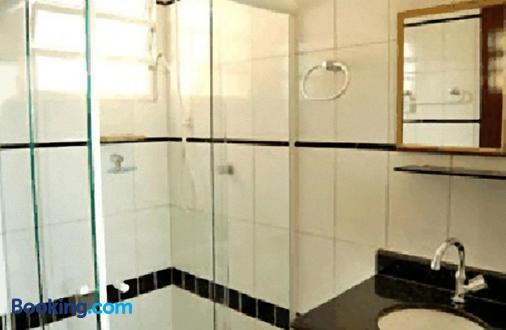 Hotel Pousada do Comendador - Guarujá - Μπάνιο