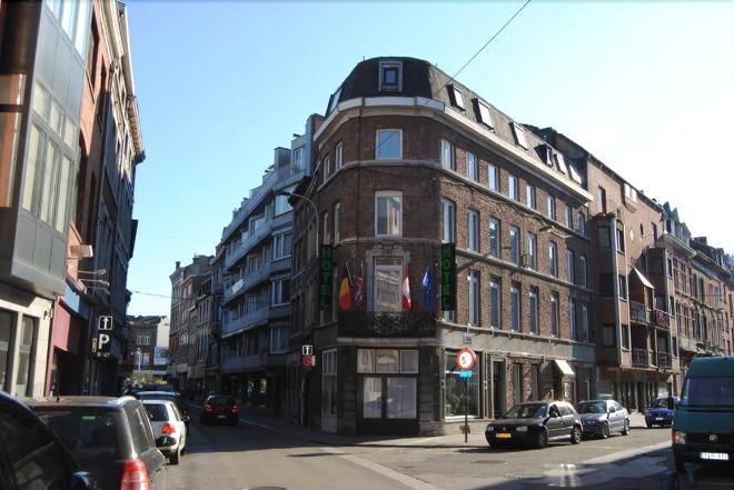 Hôtel Passerelle Liège - Liège - Outdoor view