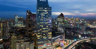 Raffles Jakarta - South Jakarta - Outdoor view