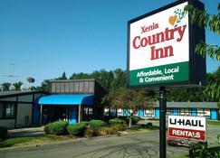 Xenia Country Inn - Xenia - Building
