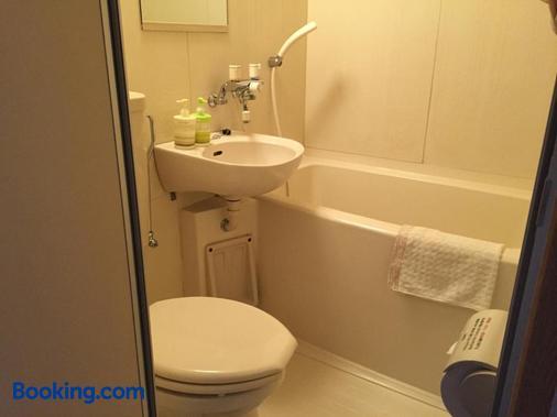 彩虹山林小屋 - 白馬村 - 浴室
