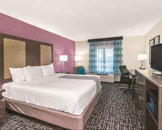 La Quinta Inn & Suites by Wyndham Loudon - Loudon - Ložnice