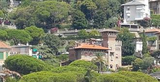 Hotel La Vela - Santa Margherita Ligure - Θέα στην ύπαιθρο