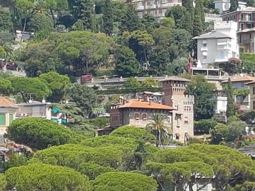 Hotel La Vela - Santa Margherita Ligure - Outdoors view