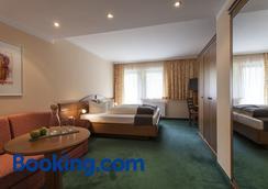 阿爾姆酒店 - 聖萊昂哈德皮茨河谷 - 皮茨河谷聖萊昂哈德 - 臥室