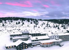Hornsjø Høyfjellshotell - Lillehammer - Utsikt