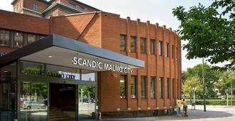 Scandic Malmö City - Malmö - Building