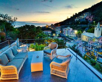 Cinqueterre Residence - Riomaggiore - Balcony