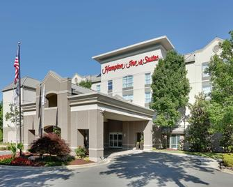 Hampton Inn & Suites Mooresville/Lake Norman, NC - Mooresville - Building