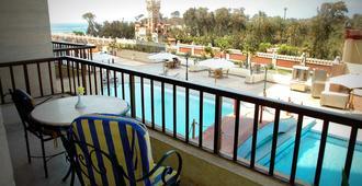 Aifu Resort - Alejandría - Balcón