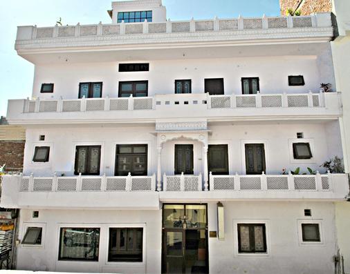 Hotel Satkar - Jaipur - Toà nhà